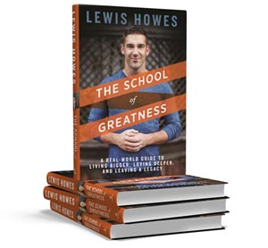Lewis Howes School of Greatness
