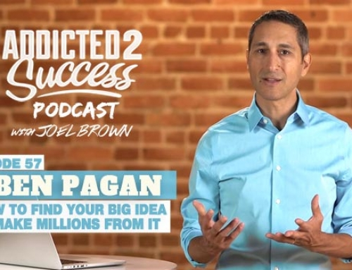 How To Find Your Big Idea & Make Millions From It – Eben Pagan